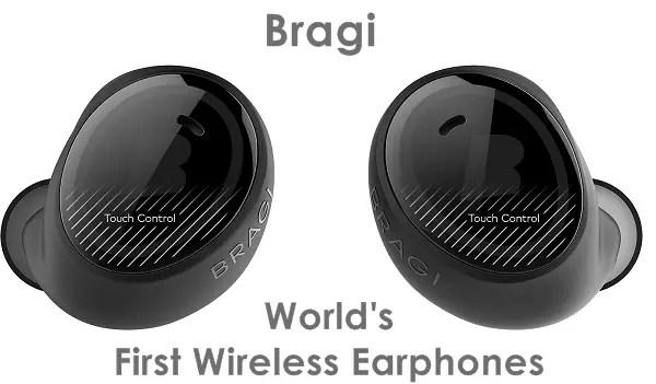 Bragi-earphones