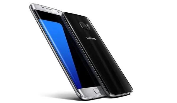 Galaxy S7 edge hype