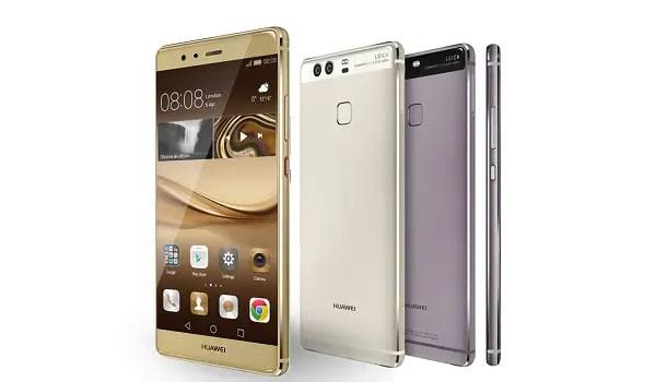 Huawei P9 Colours