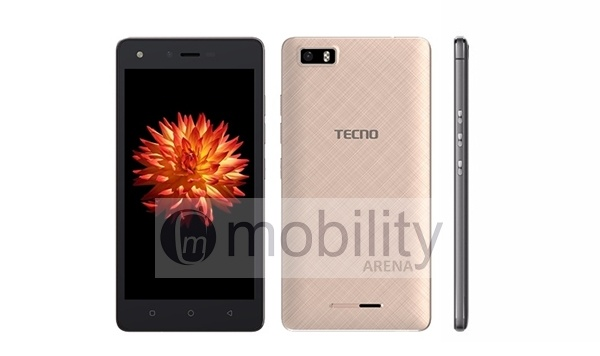 TECNO W3 specs