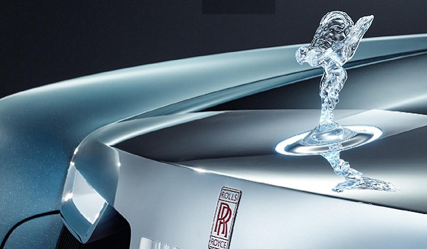 Rolls-Royce 103EX bonnet