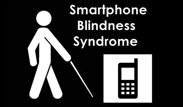 smartphone blindness