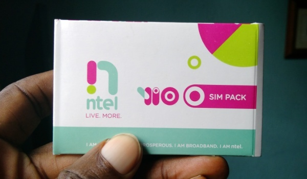 Ntel 4G compatible smartphones