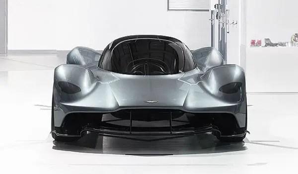 Aston Martin AM-RB 001 front