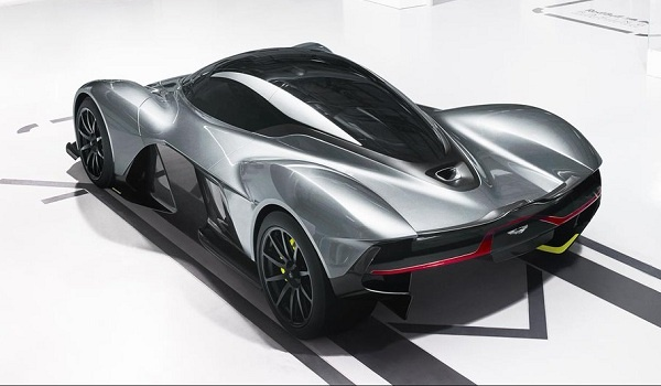 Aston Martin AM-RB 001 rear perspective