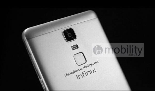 Leaked Infinix Note 3