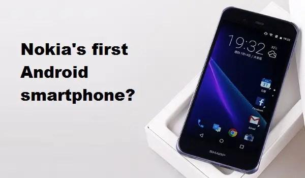 goo Nokia smartphone