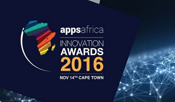 Appsafrica Innovation Awards 2016 banner