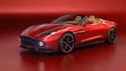Sexy is Aston Martin's Vanquish Zagato Volante