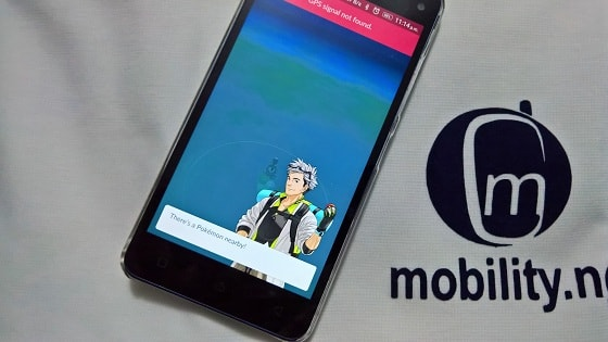 Pokemon Go Mr Mo