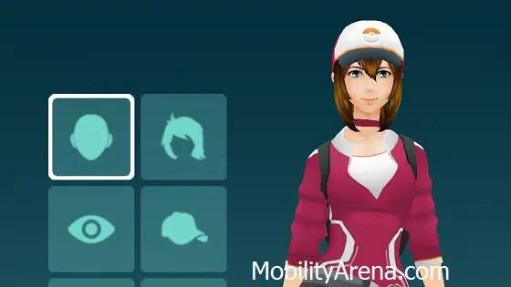 Pokemon Go mobilityarena avatar