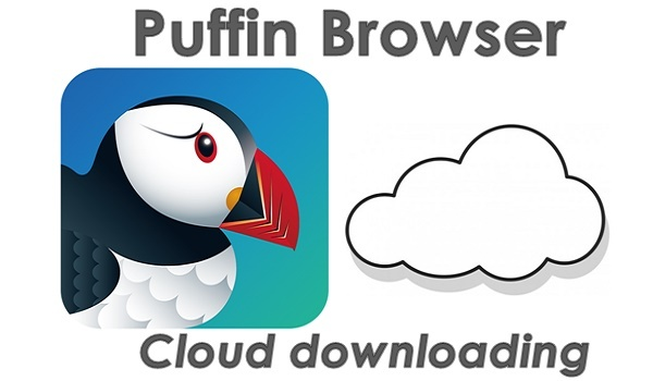 Puffin Browser - cloud