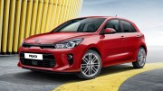 The 2017 Kia Rio is looking elegant in these new photos