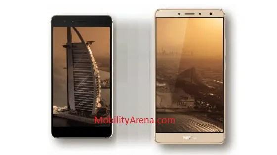 TECNO Android phone - Phantom 6 and 6 Plus