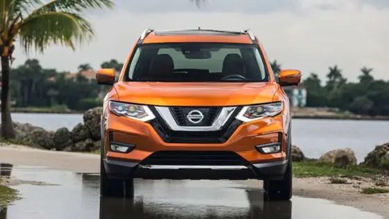 2017 Nissan Rogue - Yellow Sisi!!