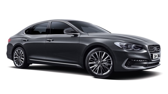 2018 Hyundai Azera