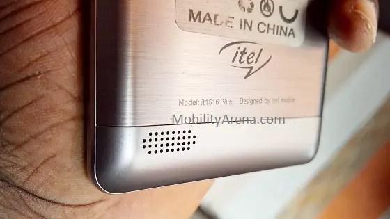 iTel it1516 Plus review