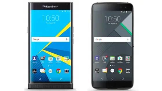 most powerful BlackBerry - BlackBerry PRIV or DTEK60