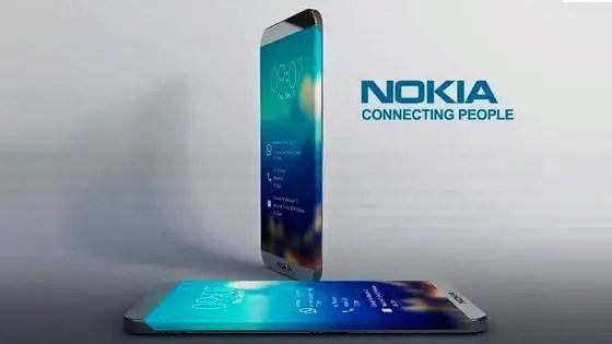 Nokia smartphone renders