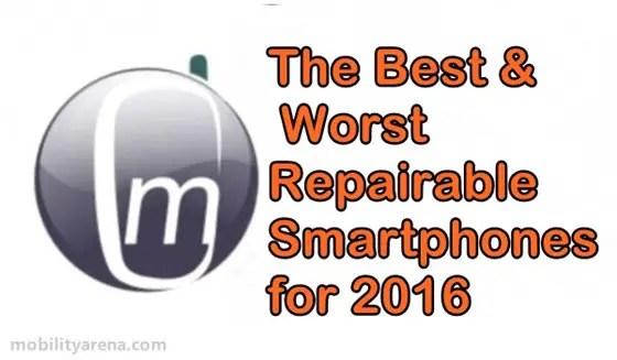 repairable phone
