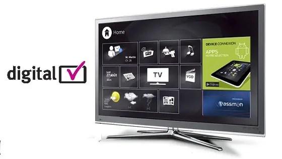 digital television - dtt