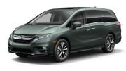 The 2018 Honda Odyssey is full of tech