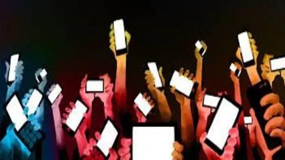 Mobile phone internet