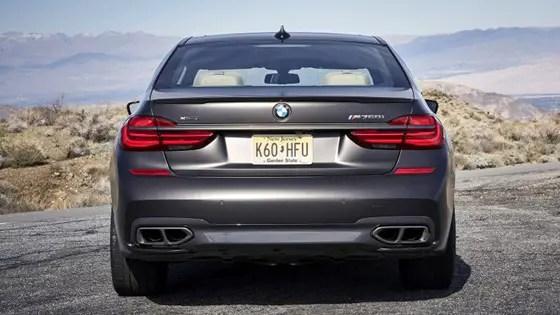 Photos: Meet the powerful 2017 BMW M760i xDrive 3