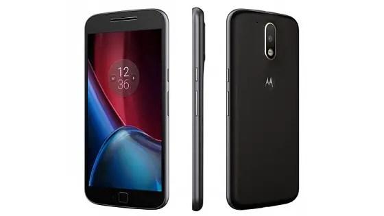 flagship mobile Moto G4 Plus