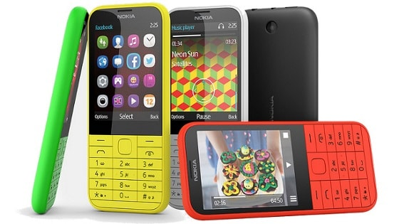 4G feature phones