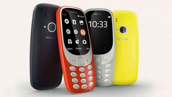 Nokia 3310 3G specifications