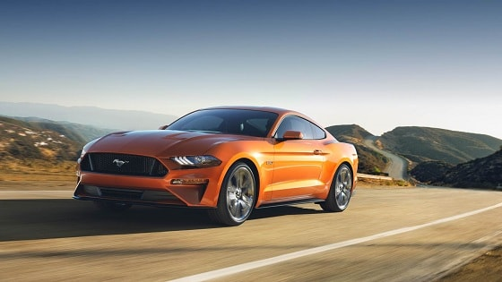 2018 Ford Mustang is the kind of car I want to roar in 2