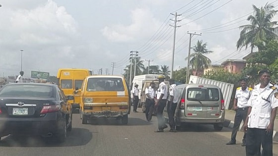 VIO officers lagos motorists