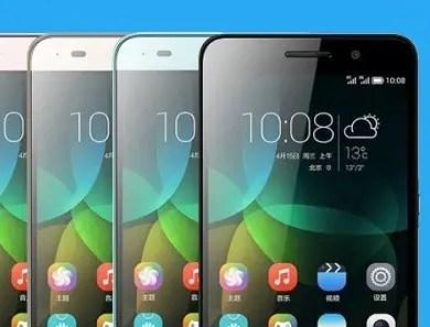Huawei Enjoy 7 Plus Specifications