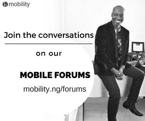 mobile forum mobilitynigeria forums