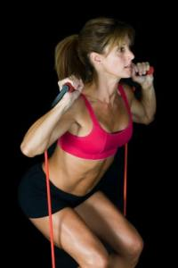 5 Safe and Effective Resistance Band Exercises for Pregnant Women