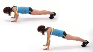 Resistance Band Chest Exercises