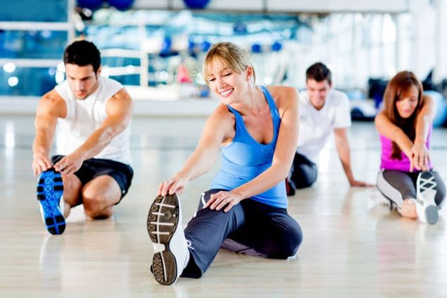exercise and healthy lifestyle