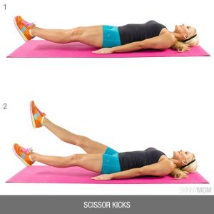 The Lazy Girl Workout You've Been Waiting For!