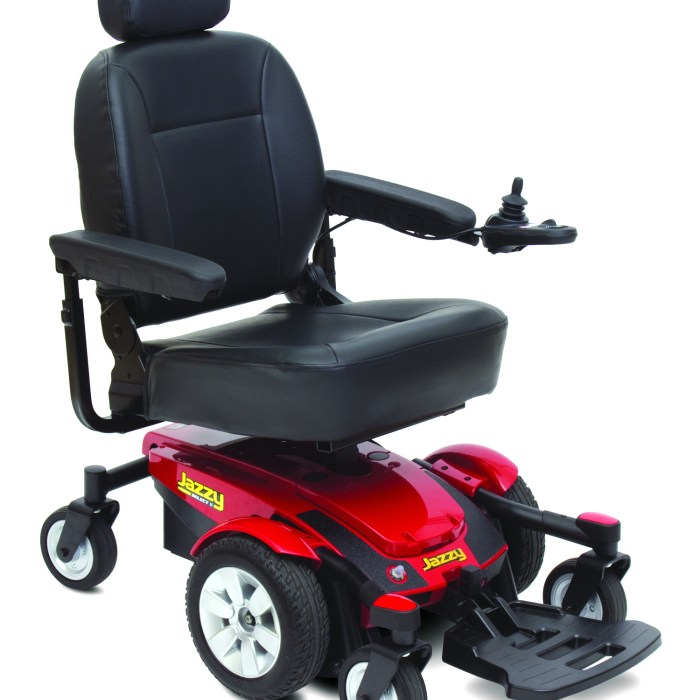 Full-Size Power Wheelchairs