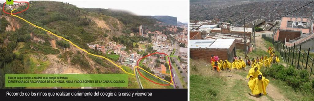 Pedibus Bogota_Fund Nueva Ciudad