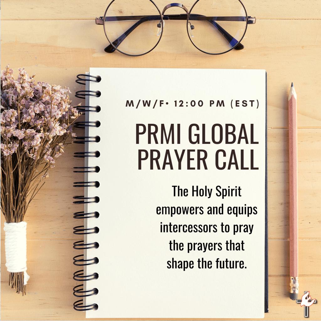 Global Prayer Call