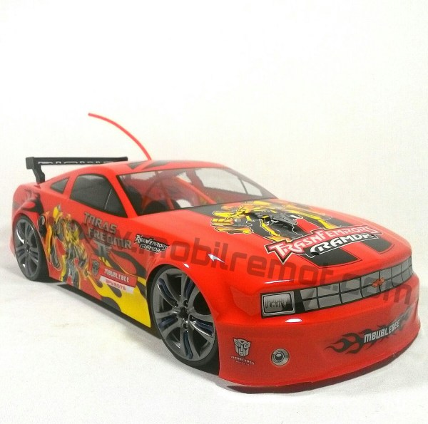 RC Drift Vmaxturbo Electric Cammaro BumbleBee Depan