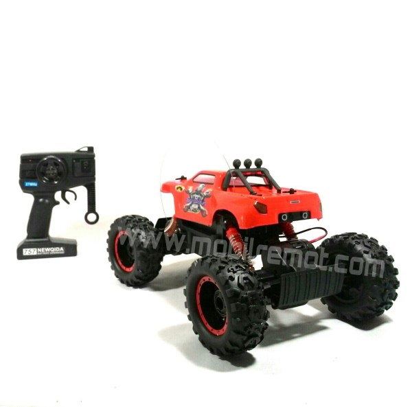 RC Offroad NQD Rock Crawler King 112 Mhz Rear