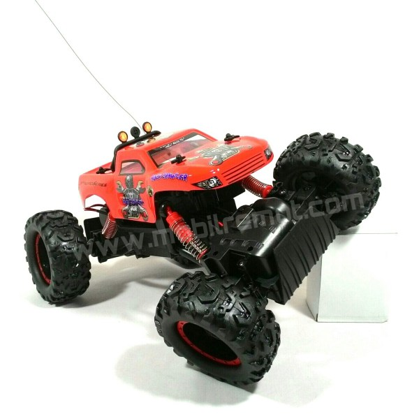 RC Offroad NQD Rock Crawler King 112 Mhz front