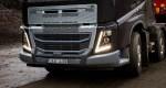 Volvo FH с нова тежкотоварна броня при по-груби условия