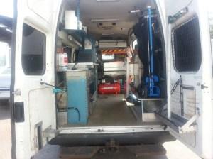 Сервизиране и пътна помощ за камиони