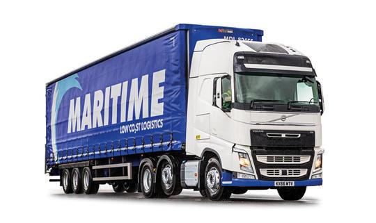 Камион Volvo FH
