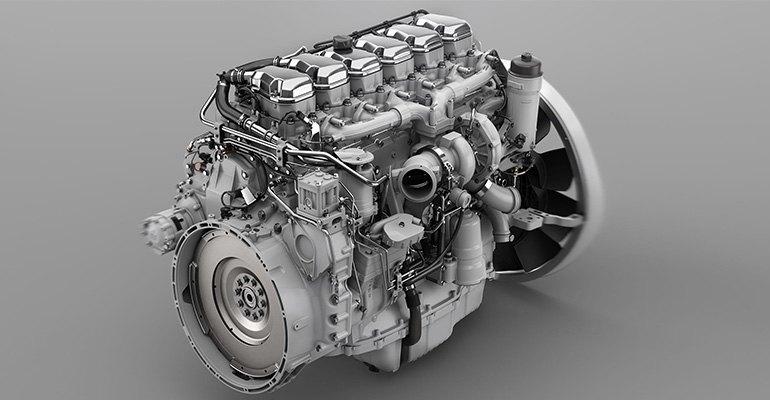 Scania ще актуализира гамата си, с нов 13-литров двигател и подобрена икономия на гориво