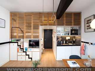 Dekoratif ve İşlevsel Merdiven Tasarımları